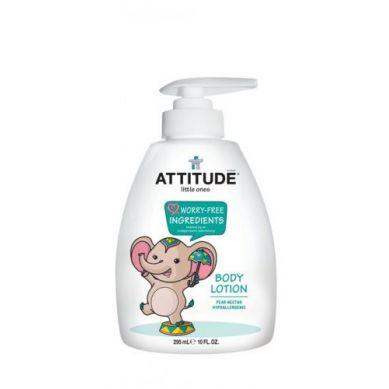 Attitude - Balsam do Ciała dla Dzieci Gruszkowy Nektar 300 ml
