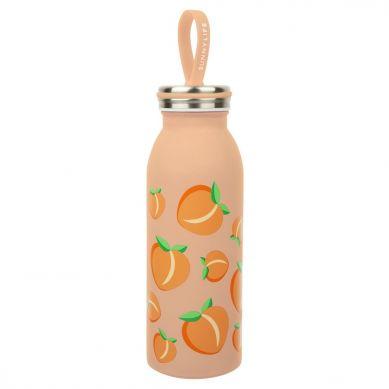 Sunnylife - Butelka Termiczna Peach 450ml
