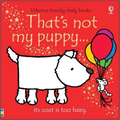 Wydawnictwo Usborne Publishing - That's not my puppy