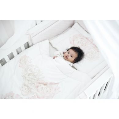 Caramella -  Pościel noworodkowa z wypełnieniem Secret Garden