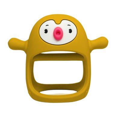 Smily Mia - Gryzak Silikonowy Pingwin Buddy Curry