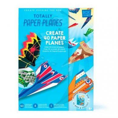 Box Candiy - Zestaw Artystyczny Origami Samoloty 6+
