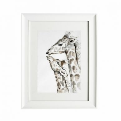 Caramella - Grafika z Żyrafą