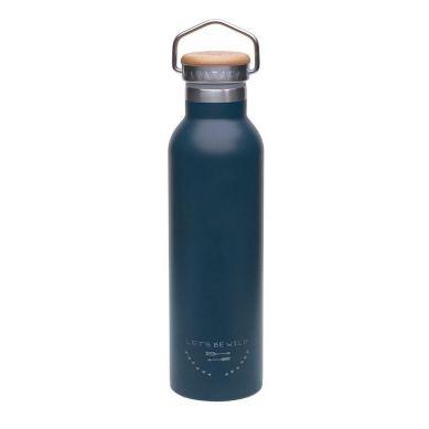 Lassig - Termos ze Stali Nierdzewnej Adventure Blue 700 ml