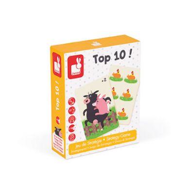 Janod - Gra Strategiczna Top 10 5+
