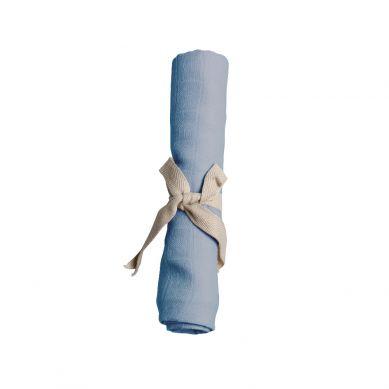 Filibabba - Pieluszka Muślinowa Powder Blue 65x65cm