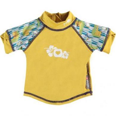 Close - Koszulka do pływania UPF50+ Krokodyl (Charles and Erin) M 12-18 miesięcy