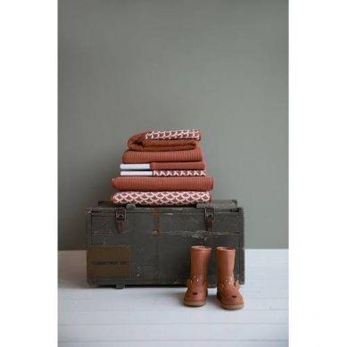 Little Dutch - Otulacz 120 x 120cm Sunrise Rust