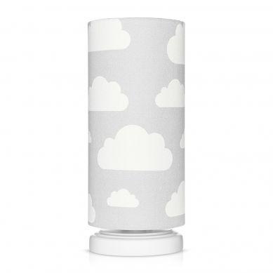 Lamps&co. - Lampka Nocna Chmurki Grey ze Ściemniaczem