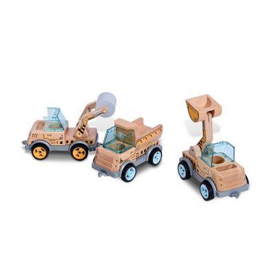 Buiten Speel - Pojazd Konstrukcyjny Walec