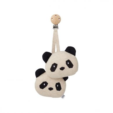 Liewood - Zawieszka do Wózka Panda Beige Beauty
