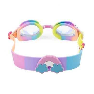 Bling2O - Okulary do Pływania Jednorożec Tęczowy 3+