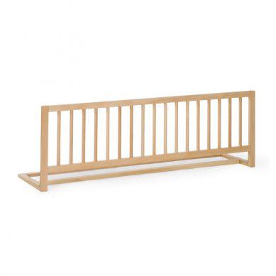 Childhome - Barierka do Łóżeczka Drewniana Naturalna