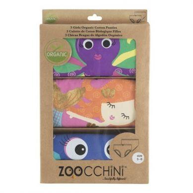 Zoocchini - Majteczki Girl 2-3 lat Coral