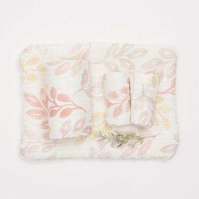 Bim Bla - Poduszka Bambusowa Pastel Meadow
