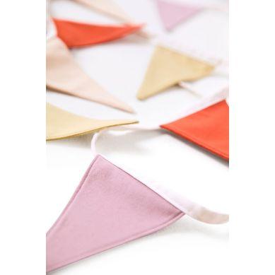 Kids Concept - Girlanda Yellow / Pink