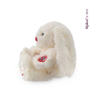 Kaloo - Przytulanka Kolekcja Rouge Królik Kość Słoniowa 19 cm