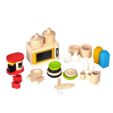Plan Toys Dodatki i Naczynia Do Kuchni