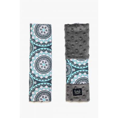 La Millou - Ochraniacze na Pasy Mosaic Grey