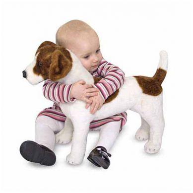 Melissa & Doug - Przytulanka Jack Russell Terrier