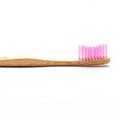 Humble Brush - Bambusowa Szczoteczka do Zębów Soft Różowa