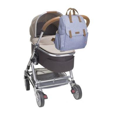 Babymel - Torba Plecak Robyn Bluebell