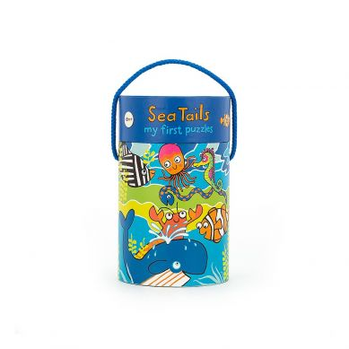 Jellycat - Puzzle Sea Tail