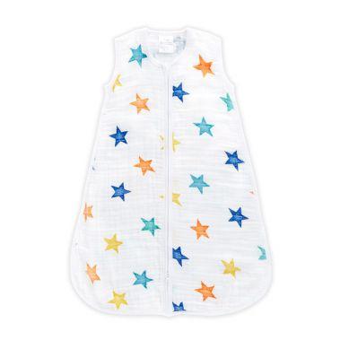 aden + anais - Śpiworek Muślinowy Colour Pop Stars XL