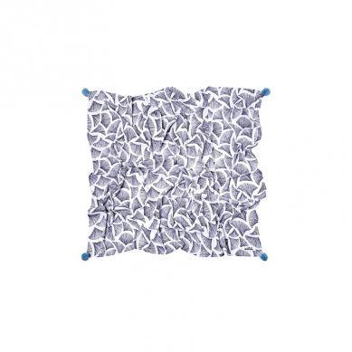 Malomi Kids - Otulacz Bambusowy 110x140 Blue