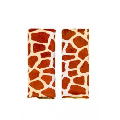 Benbat - Nakładka na Pasy 1-4 Żyrafa
