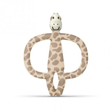 Matchstick Monkey - Gryzak Masujący ze Szczoteczką Animals Giraffe