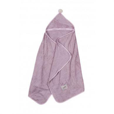 Malomi Kids - Ręcznik Bamboo Dusty Pink M