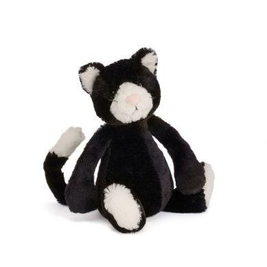 Jellycat - Przytulanka Kot Black&White 18 cm