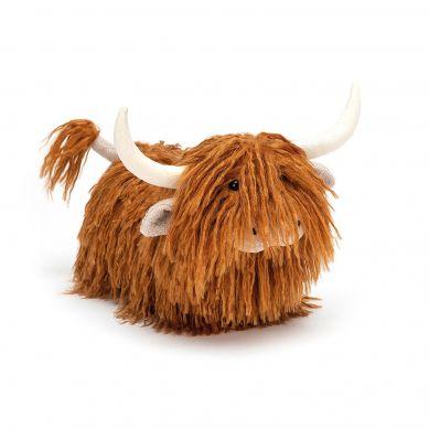Jellycat - Przytulanka Krowa Górska 31cm