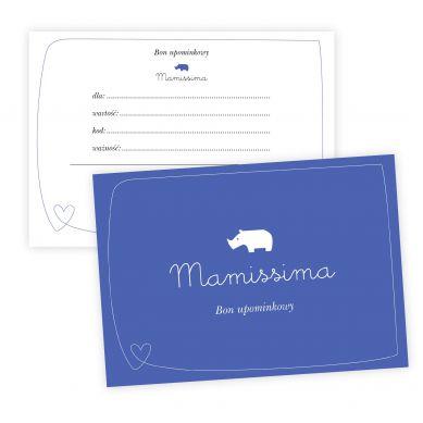 Karta Prezentowa Mamissima