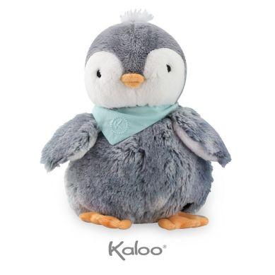 Kaloo - Przytulanka Pingwin Szary w Pudełku Kolekcja Les Amis 25cm