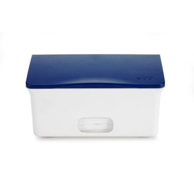 Ubbi - Pudełko na Chusteczki Mokre/suche Granatowe