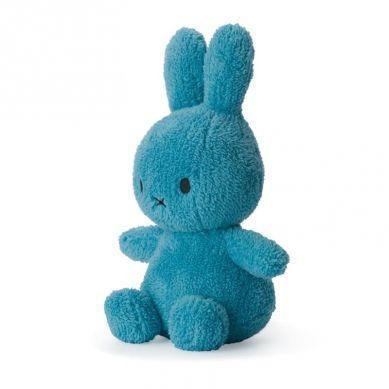 Miffy - Przytulanka Miffy Terry Ocean Blue 23cm