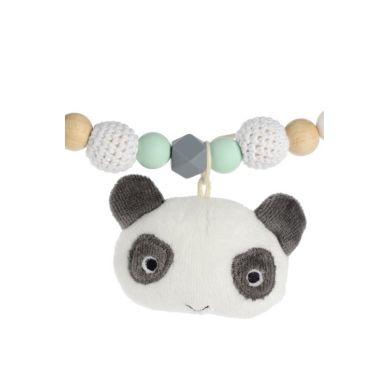 Kikadu - Łańcuszek Zawieszka do Wózka Panda