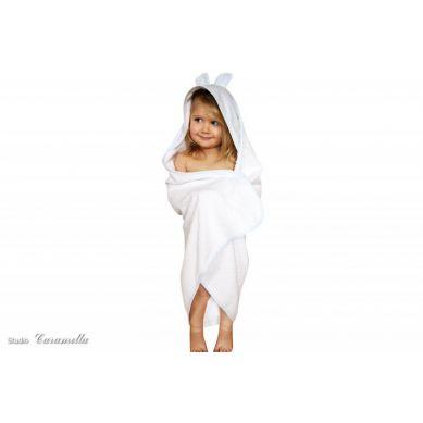Caramella - Ręczniczek z Myjką dla Dziewczynki