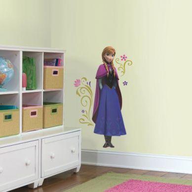 RoomMates - Naklejki Ścienne Wielokrotnego Użytku Anna