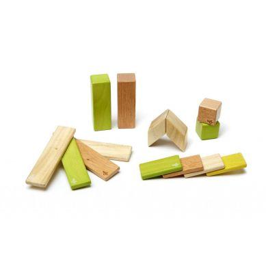 Tegu - Drewniane Klocki Magnetyczne Classics Zestaw 14szt Jungle