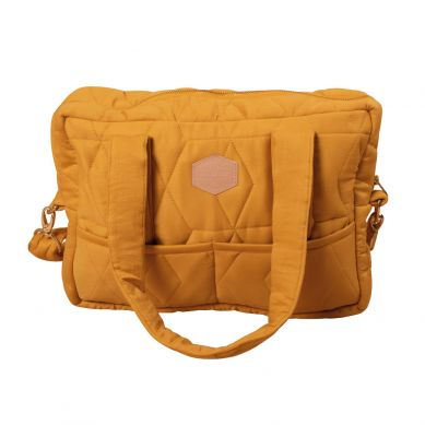 Filibabba - Torba Nursing Bag Golden Mustard