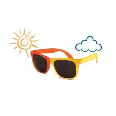 Real Kids - Okularki dla Dzieci Switch Yellow Orange 7+