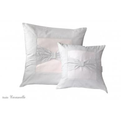 Caramella - Mała Poduszka z Kokardą