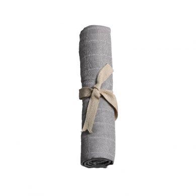 Filibabba - Pieluszka Muślinowa Grey 65x65cm