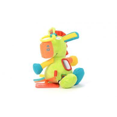Dolce - Zabawka Sensoryczna Mały Konik 0m+