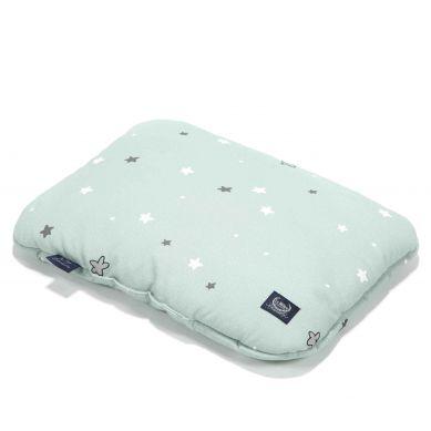 La Millou - Poduszka do Łóżeczka Mid Pillow 30x40 by Maja Bohosiewicz Unicorn Rainbow Knight
