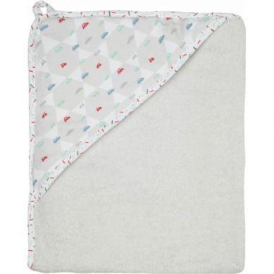 Bebe-Jou - Ręcznik z Kapturkiem Wheely