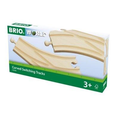 BRIO - World Zestaw Zwrotnic Y